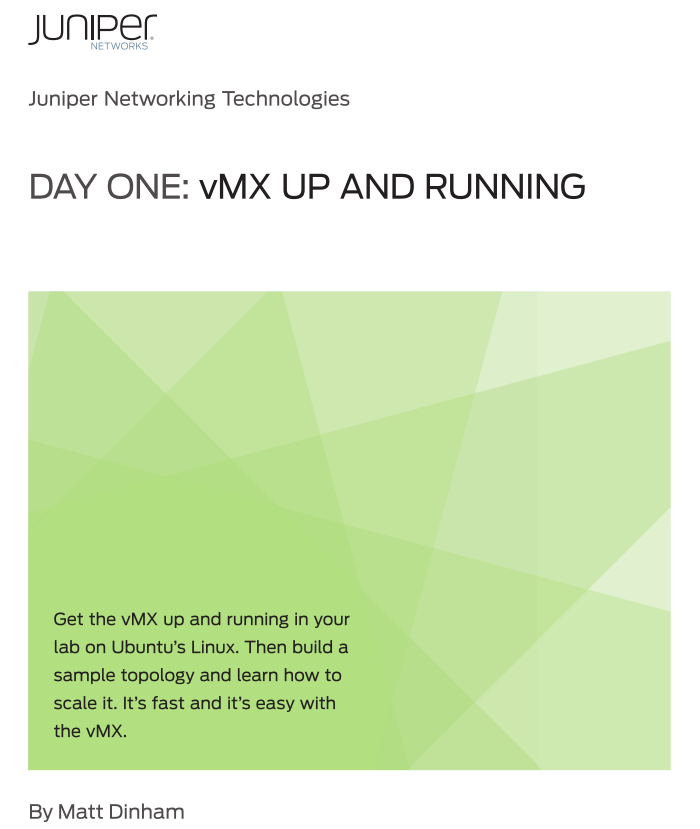 juniper vmx torrent download